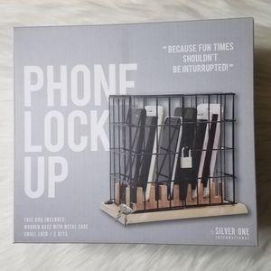 Phone Lock Up, Lock Box